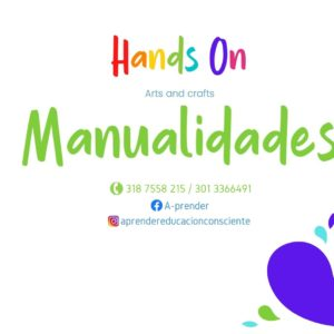 Hands On: Manualidades y creatividad!
