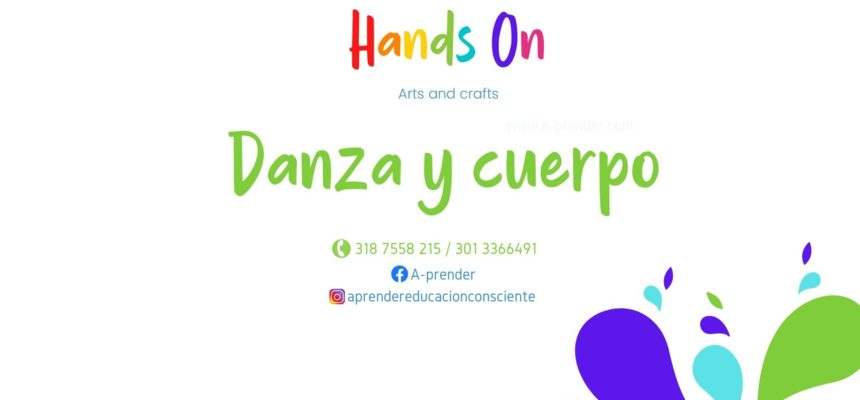 hands on: danza, coreografías y ejercicio